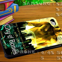 Mortal Instruments City Of Bones For iphone 4 iphone 5 samsung galaxy s4 / s3 / s2 Case Or Cover Phone.