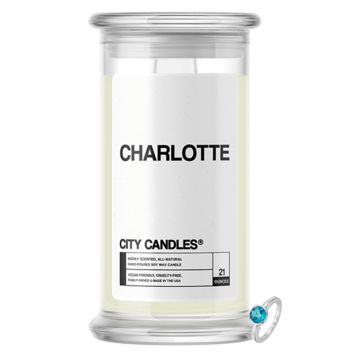 Charlotte | City Candle®