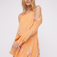 Free People Clear Skies Printed Tunic