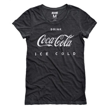 Coca-Cola Ice Cold Women's T-Shirt