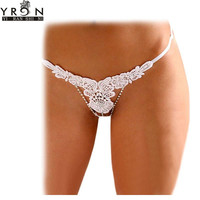 Embroidery Thong Women Underwear White Black Red Lingerie Sexy Panties G String with Beading Calcinha LC7561 Ropa Interior Mujer