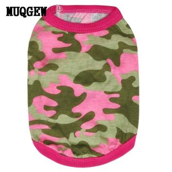DCCKU7Q 2016 dog clothing Dog clothes Vest Wear cheap small Summer clothes Pet Products  chihuahua yorkie dog clothing