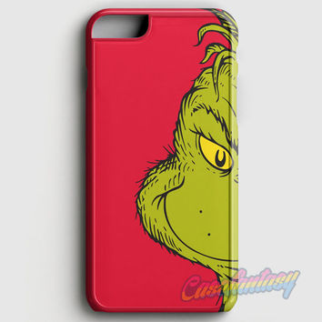You Re A Mean One Mr Grinch iPhone 6/6S Case | casefantasy