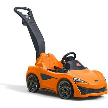 Step2 McLaren 570S Sports Car Push Ride on Toy 879900