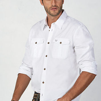 HAND PICKED UTILITY MENS SHIRT