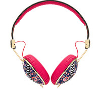 MINKPINK Skull Candy Global Traveler Headphones in Multi