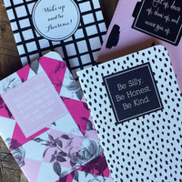 "May Designs ""Quote"" Agenda"