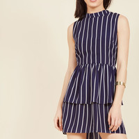 Behold the Boldness Striped Dress