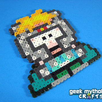 SOUTH PARK Professor Chaos Butters Stotch Perler Bead Sprite Pixel Art Character