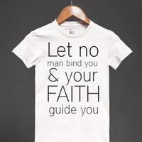 GUIDED BY FAITH