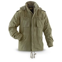 HQ ISSUE™ H65 Field Jacket, Green
