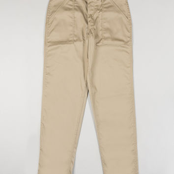 Stan Ray SL 107 Fatigue Pant 8.5oz Khaki Twill
