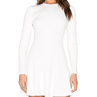 A.L.C. Miriam Dress in White