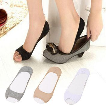 Summer Women Invisible Toe Socks New Hot Modal Elastic Liner No Show Peds Low Cut Peep Toes Open Toe Socks D1