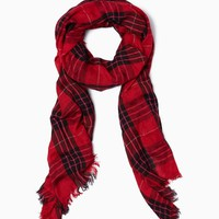 Prep Plaid Scarf | Fashion Apparel | charming charlie