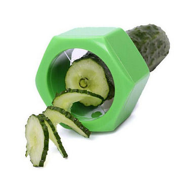Mini Cucumber Spiral Slicer