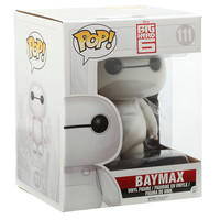 "Funko Disney Pop! Big Hero 6 Baymax 6"" Vinyl Figure"