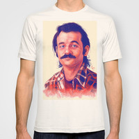 Young Mr. Murray T-shirt by Thubakabra