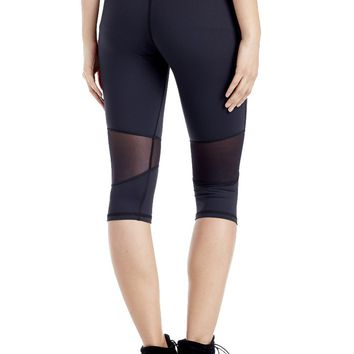 Michi Motorino Crop Legging | Designer Activewear Leggings