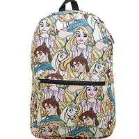 Disney Tangled Character Backpack