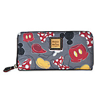Best of Mickey Wallet by Dooney & Bourke