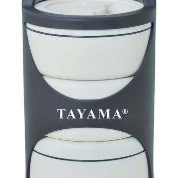 Tayama 3 Tier Thermal Lunchbox Carrier (TLB-3)
