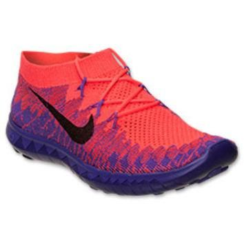 Women's Nike Free Flyknit 3.0 Running Shoes