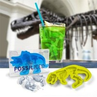 Fossiliced - Dinosaur Ice Cube Tray
