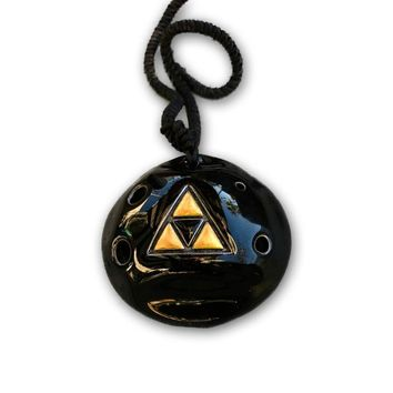 TriForce Pendant Ocarina in Bflat