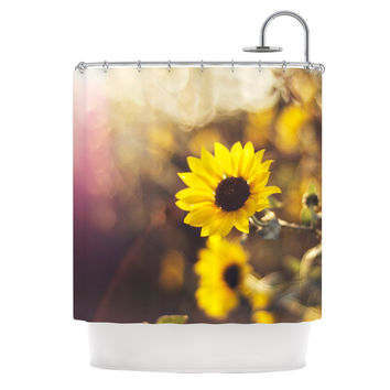 "Libertad Leal ""Magic Light"" Shower Curtain, 69"" x 70"" - Outlet Item"