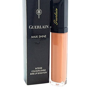 Guerlain Maxi Shine Lip Gloss for Women, # 401 Praline Blop, 0.25 Ounce