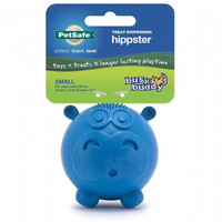 Busy Buddy Treat Dispensing Hippster Dog Toy - Free Shipping