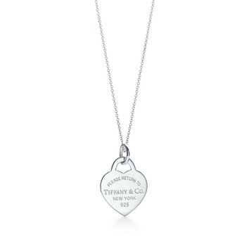 Tiffany & Co. - Return to Tiffany®:Heart Tag Charm