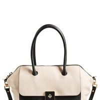 Tory Burch 'Clara' Leather Satchel