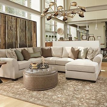 Wilcot 4-Piece Sofa Sectional