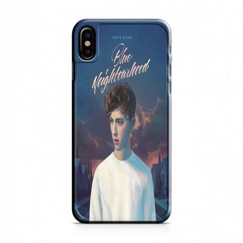 Troye Sivan Blue Neighbourhood iPhone X Case