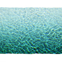 Pool Water 2 - Fleece Blanket, Beach Surf Nautical Boho Home Decor Accent, Coral Fleece Bedding Furnishing Throw Blanket. Small Medium Large