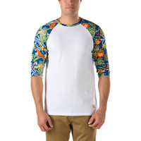 Disney The Jungle Book Raglan T-shirt | Shop at Vans