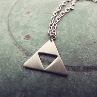 Triforce Legend of Zelda Pendant Necklace