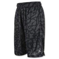 DCK7YE Men's Jordan Fragmented Elephant Basketball Shorts
