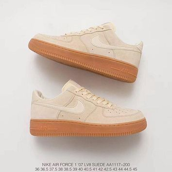 nike air force 1 07 lv8 suede aa1117 200