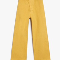 Jesse Kamm / Sailor Pant in Caribbean Gold