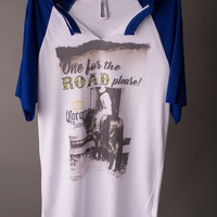 "Gina ""One For The Road"" Tee"