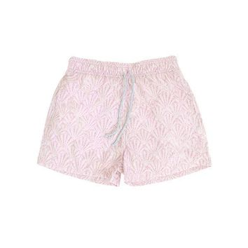 MAYLANA Ivo Shell Rose Trunks