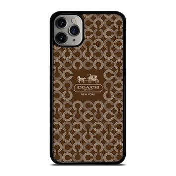 COACH NEW YORK 1941 iPhone Case Cover