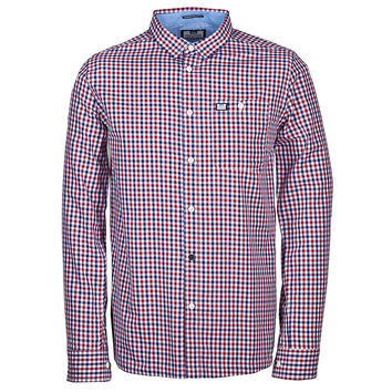 Weekend Offender Baker Shirt - Red
