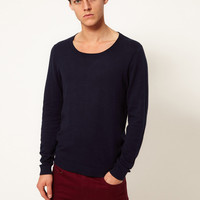 ASOS Scoop Neck Jumper