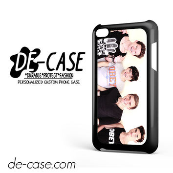 Jc Caylen Ricky Dillon Kian Lawley And Connor Franta DEAL-5838 Apple Phonecase Cover For Ipod Touch 4