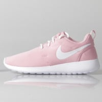 """NIKE"" Roshe Run Women Casual Sport Shoes Sneakers Pink"