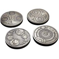 Doctor Who: Gallifreyan Coasters